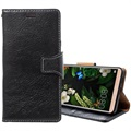 Huawei Mate 10 Pro Exclusive Wallet Leather Case - Black