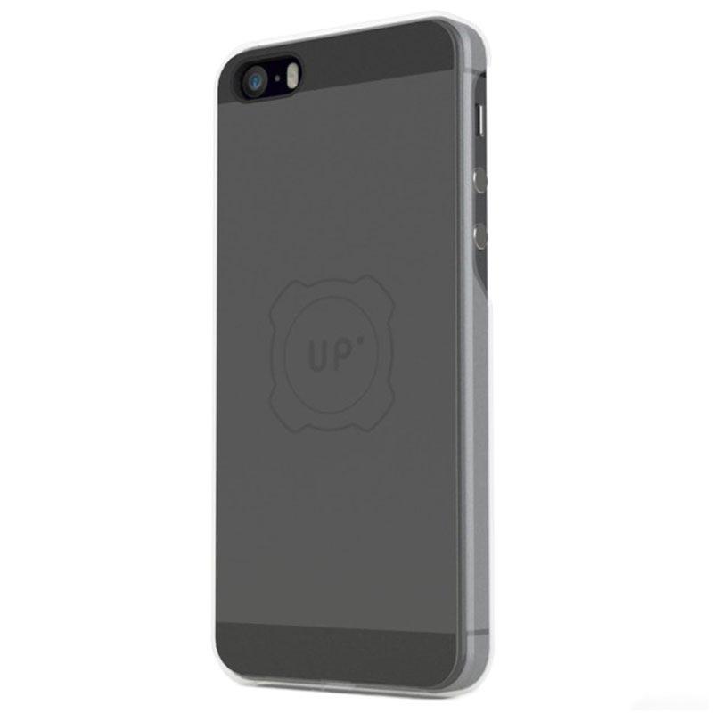 iphone 5 5s se exelium magnetic wireless charging case black. Black Bedroom Furniture Sets. Home Design Ideas