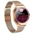 Female Waterproof Smart Watch with Heart Rate KW10 Pro