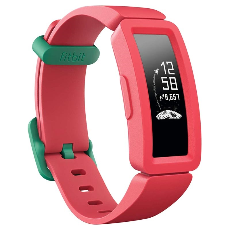 Fitbit Ace 2 Activity Tracker for Kids - Watermelon / Teal