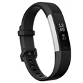 Fitbit Alta HR Fitness Activity Tracker - L - Black