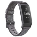 Fitbit Charge 3 Woven Band FB168WBGYL - L