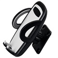 Fix2Car Universal Rotating Car Holder - 50-95 mm - Black