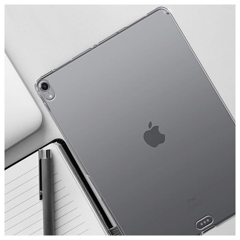 iPad Pro 11 Flexible TPU Case - Crystal Clear