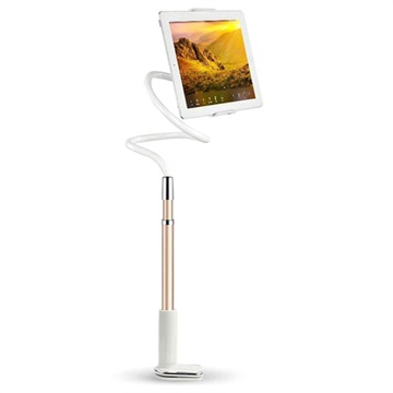 Flexible Telescopic Phone Holder with Clamp