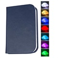 Foldable Book Lamp with Colorful LED Light