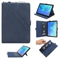 Huawei MediaPad M5 10/M5 10 (Pro) Folio  Case with Card Slot - Blue