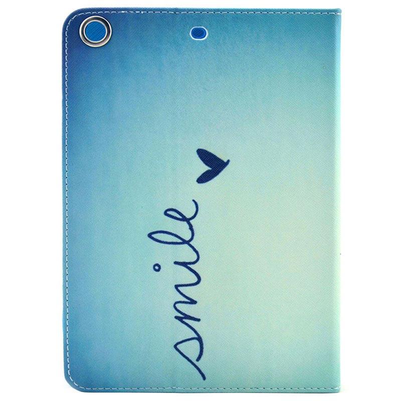 Folio leather case ipad mini ipad mini 2 ipad mini 3 smile altavistaventures Image collections