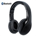 Forever BHS-200 Bluetooth Stereo Headset - Black