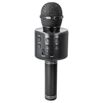 Forever BMS-300 Karaoke Microphone with Bluetooth Speaker