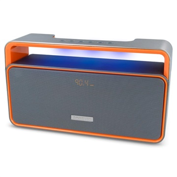 Forever BS-600 Bluetooth Speaker - Grey / Orange