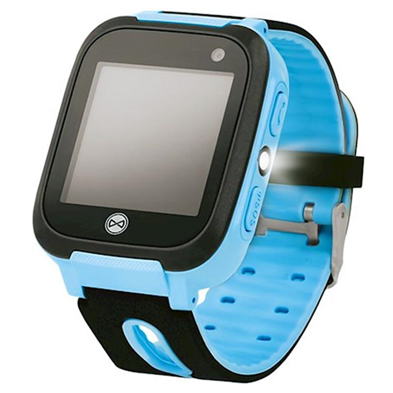 Forever Call Me KW-50 Smartwatch with LED Light