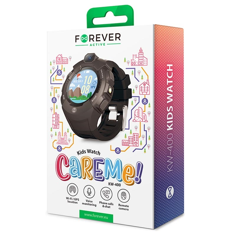 Forever Care Me KW-400 Kids Smartwatch