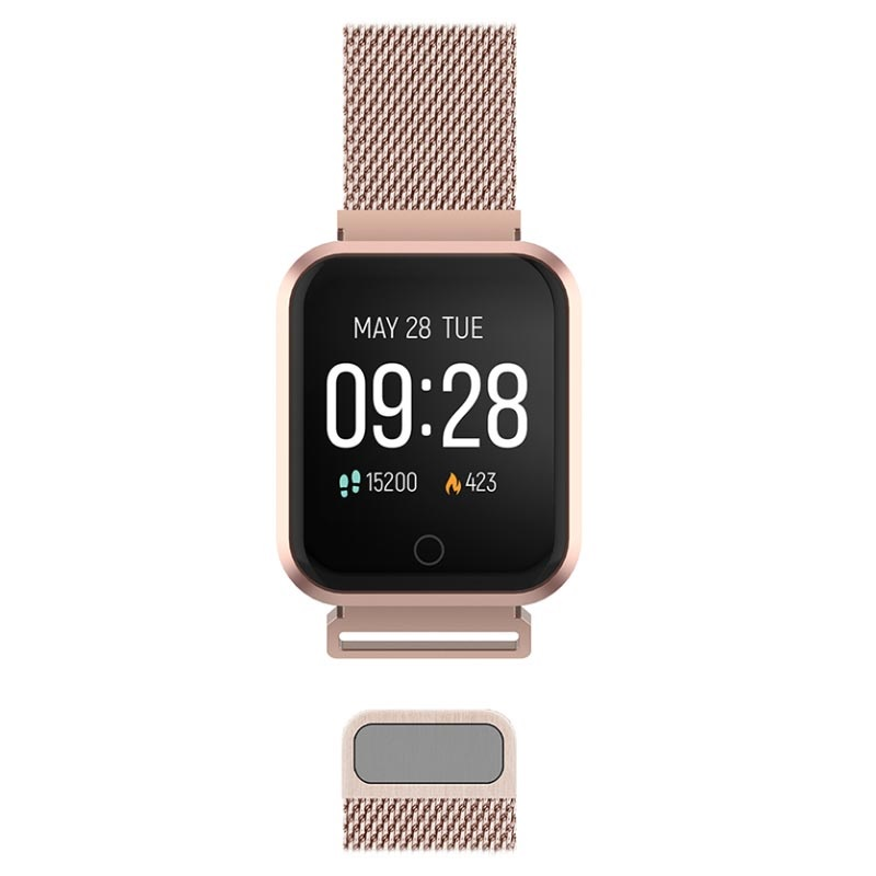 Forever ForeVigo SW-300 Waterproof Smartwatch - Rose Gold