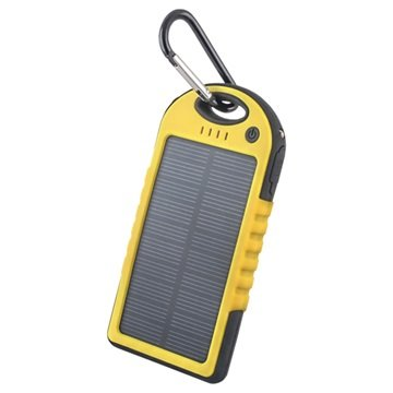 Forever STB-200 Solar Power Bank - 5000mAh