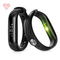 Forever SB-230 Bluetooth Smart Activity Tracker - Black