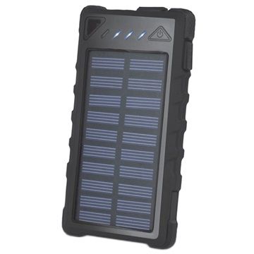 Forever STB-300 Solar Power Bank - 8000mAh