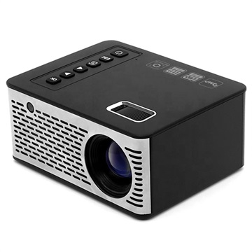 Full HD Mini LED Projector with Touch Control T200 (Bulk)
