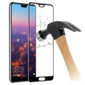 5D Full Size Huawei P20 Pro Tempered Glass Screen Protector - Black