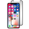 iPhone X Gadget Guard Black Ice Cornice Tempered Glass