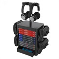 Game Accessories Organizer with Headphones Stand JYS-NS199