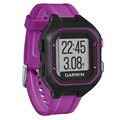 Garmin Forerunner 25 GPS Running Watch - Small - Black / Purple
