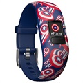 Garmin VivoFit Jr. 2 Activity Tracker for Kids - Captain America