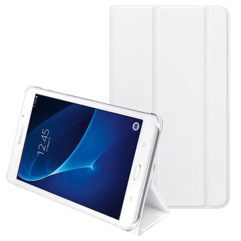 Samsung Book Cover White ~ Samsung galaxy tab a book cover ef bt pwe white