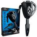 Gioteck EX-01 Bluetooth Headset for PS3 - Black
