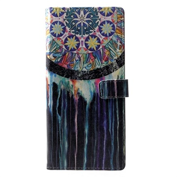 Glam Series Sony Xperia XZ3 Wallet Case - Flowering Tree
