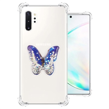 Glittering Shockproof Samsung Galaxy Note10+ TPU Case
