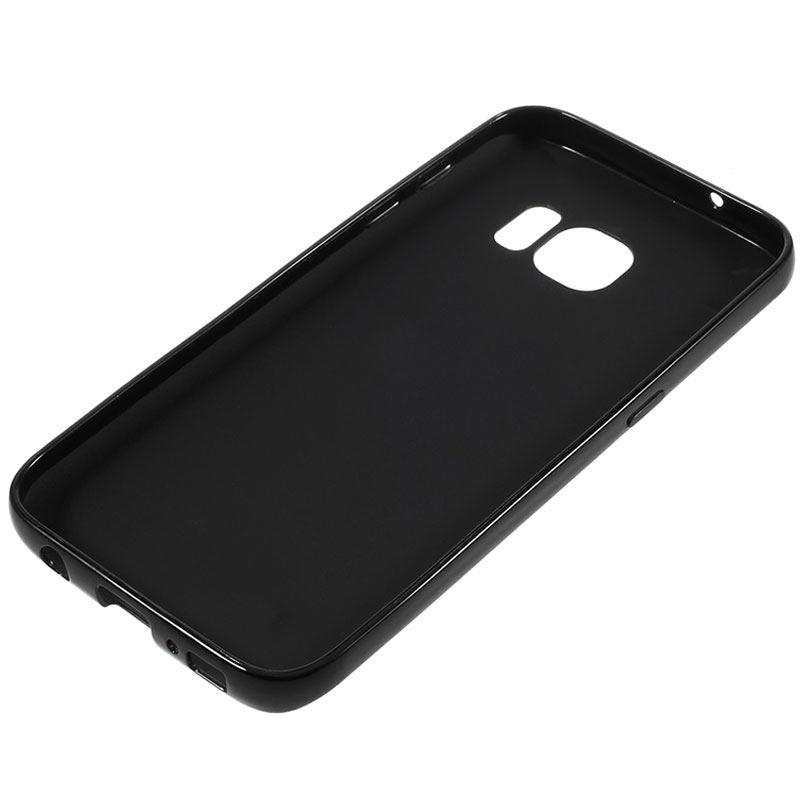 new style 59396 01c9a Samsung Galaxy S7 Glossy TPU Case
