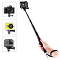 GoPro Hero & Action Cameras Selfie Stick - Black