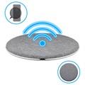 Goobay 10W Fast Qi Wireless Charging Pad - Grey