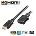 Goobay HDMI Extension Cable with Ethernet