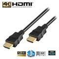 Goobay High Speed HDMI Cable with Ethernet - 10m