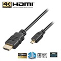 High Speed HDMI / Micro HDMI Cable