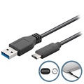 Goobay USB 3.0 / USB Type-C Cable - 3m