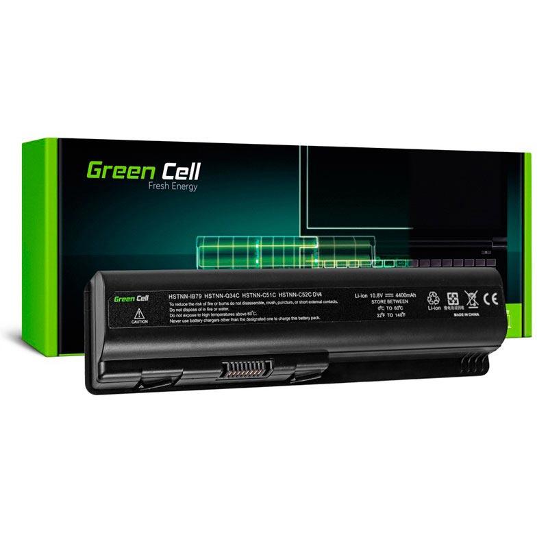 Green Cell Battery - Compaq Presario CQ70, CQ60, HP Pavilion dv5 ...