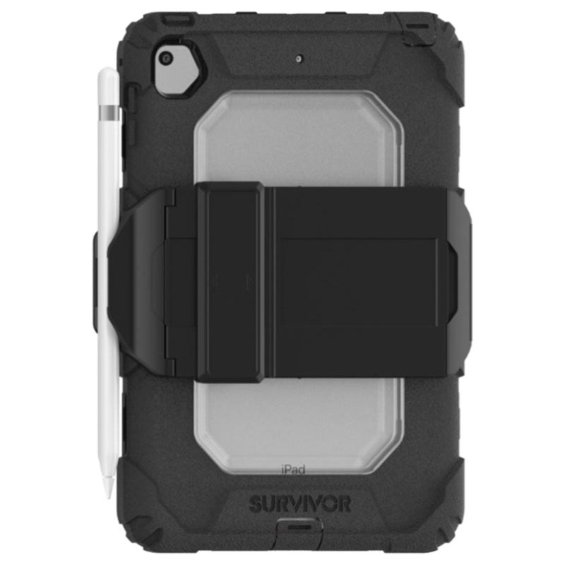 Griffin Survivor All-Terrain iPad Mini (2019), iPad Mini 4 Case - Black