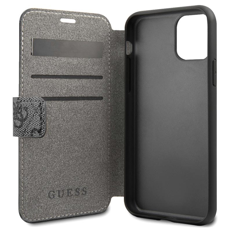 Guess Charms Collection 4G iPhone 11 Book Case