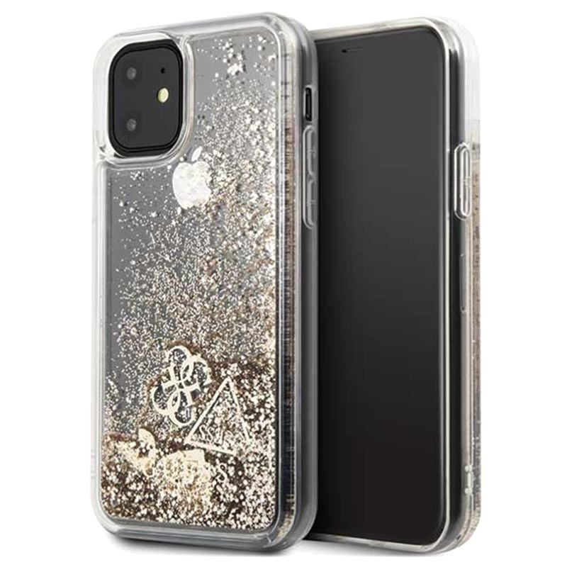 Guess Glitter Collection iPhone 11 Case