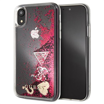 Guess Glitter Collection iPhone XR Case