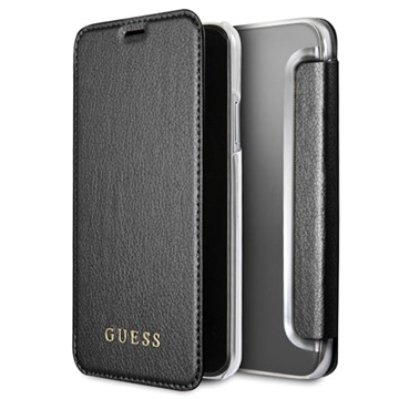 iPhone X Guess Iridescent Folio Case