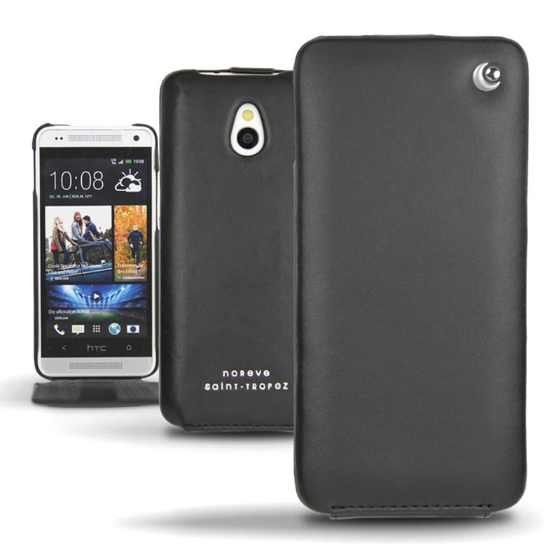 HTC One mini Noreve Tradition Flip Leather Case