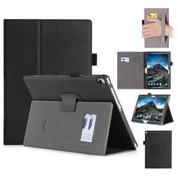 new arrival fe99f 864e6 Lenovo Tab 4 10 Plus Folio Case with Hand Strap