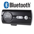 Handsfree Multipoint Bluetooth Car Kit - Black