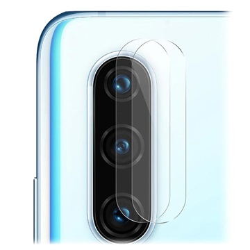 Hat Prince Huawei P30 Camera Lens Tempered Glass Protector - 2 Pcs.
