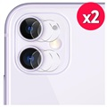 Hat Prince iPhone 11 Camera Lens Tempered Glass - 2 Pcs.