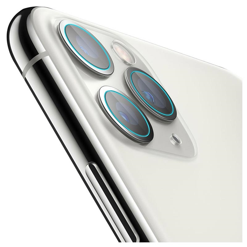Hat Prince iPhone 11 Pro Camera Lens Tempered Glass Protector - 2 Pcs.